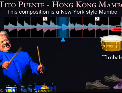 Tito Puente [ON2] Hong Kong