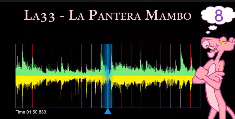 La 33 [ON1] La Pantera