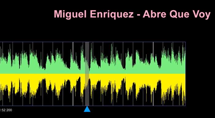 Miguel Enriquez [ON1] Abre Que Voy