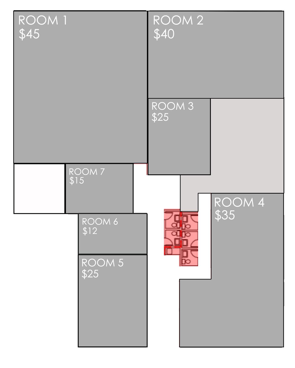 dallas dance studio rental space floor space rehearsal space