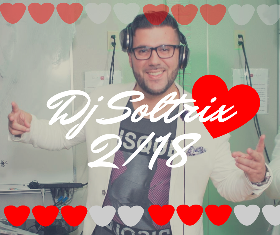 Dj Soltrix, is rated one of the best in the world for his Dj Skills