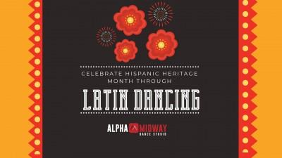 Hispanic Heritage Month | Latin Dancing | Salsa Dancers | DFW | Dallas